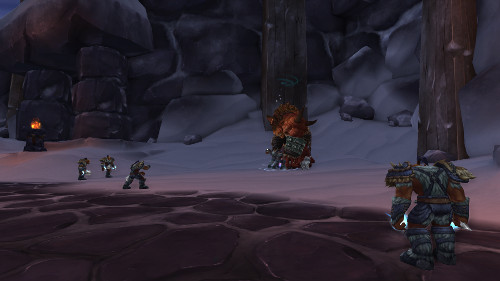 wow frostfire ridge treasure guide