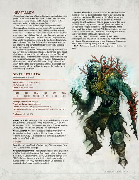 dnd guide to everything pdf monster faces