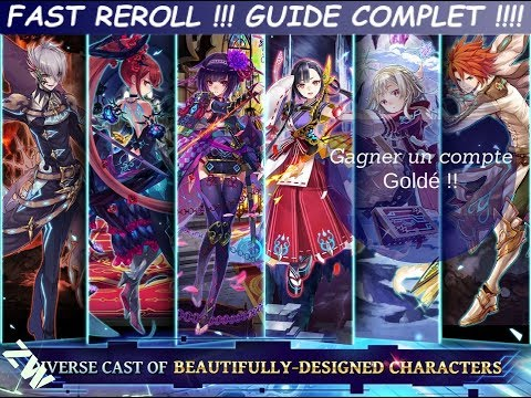 the alchemist code reroll guide