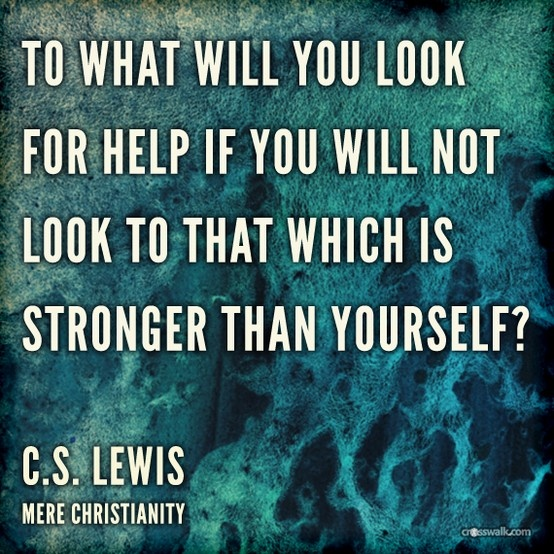 best study guide for mere christianity