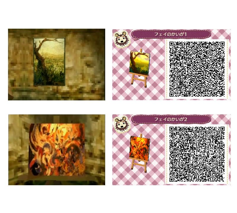 animal crossing 3ds art guide