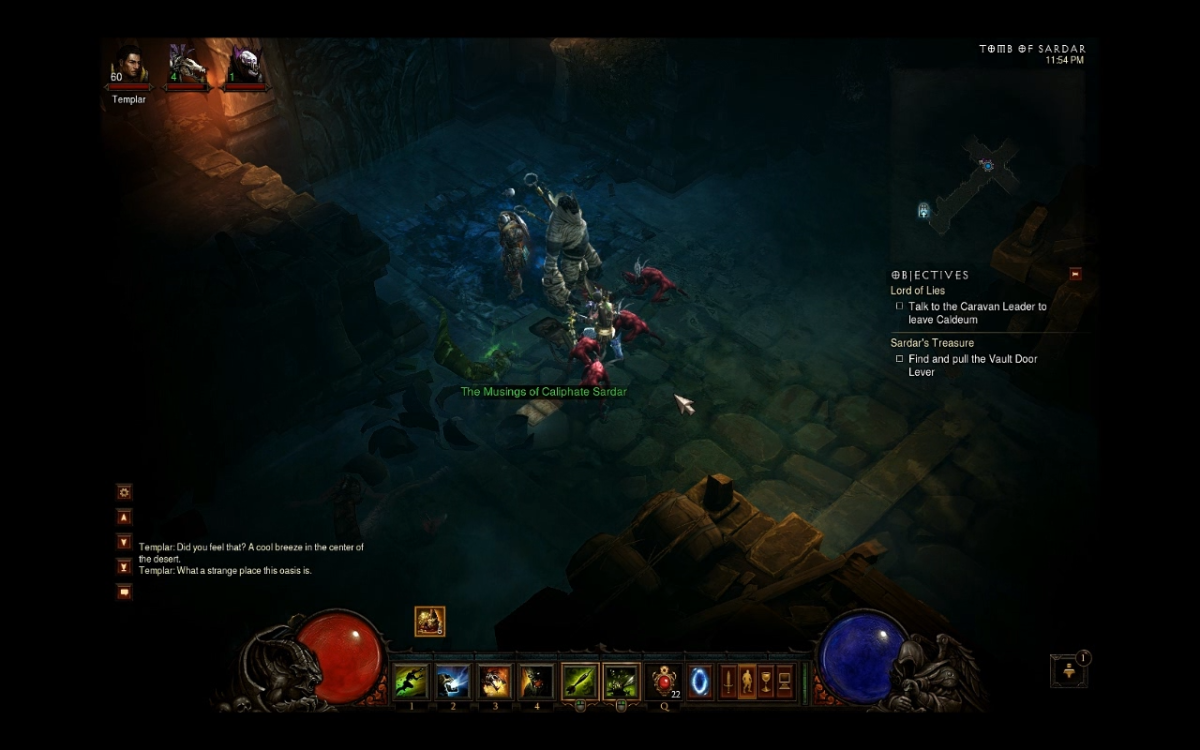 diablo 3 the crumbling vault guide