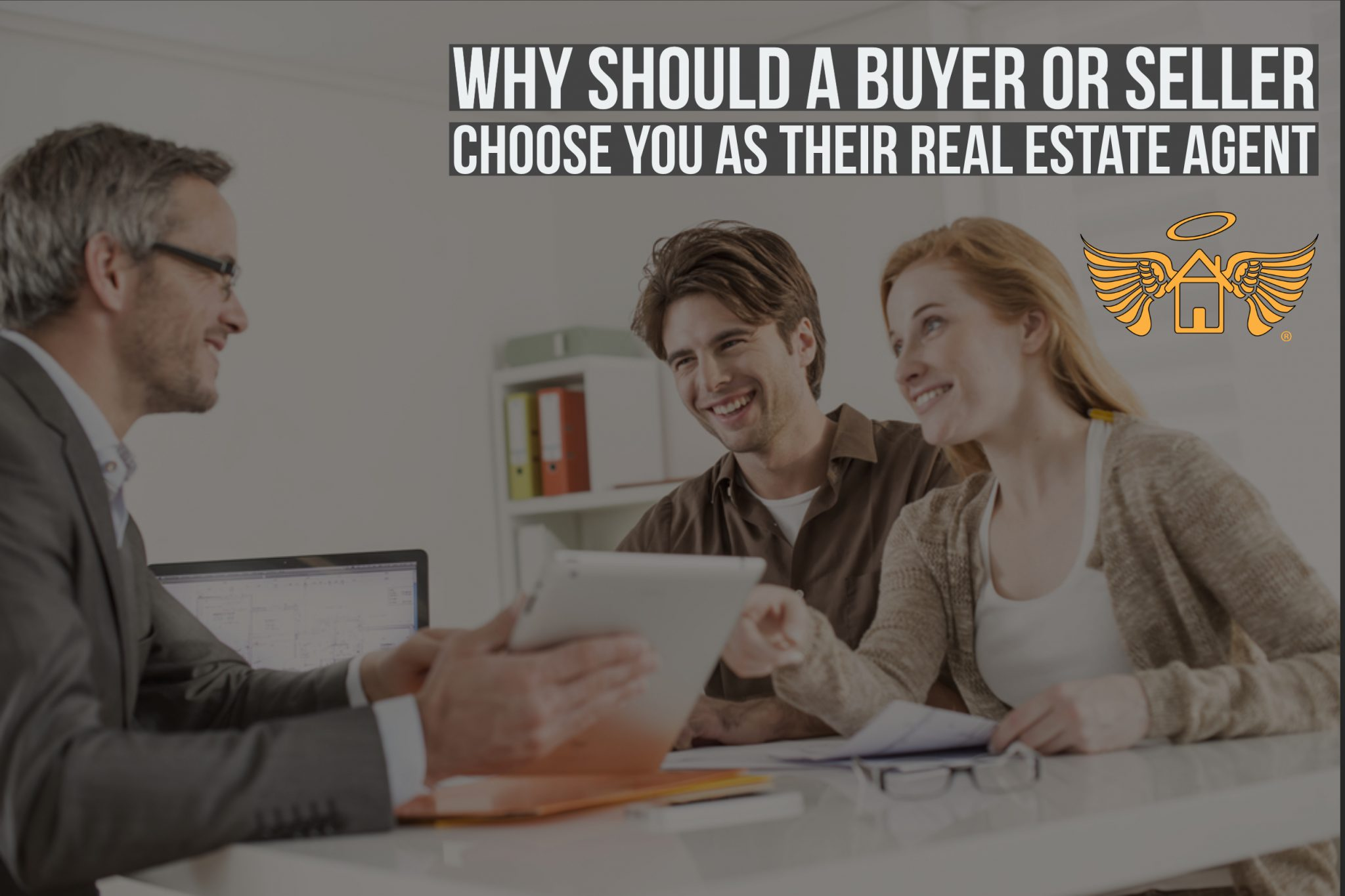 home sellers guide for choosing real estate agents