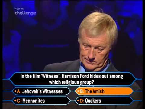 tv guide who wants to be a millionaire