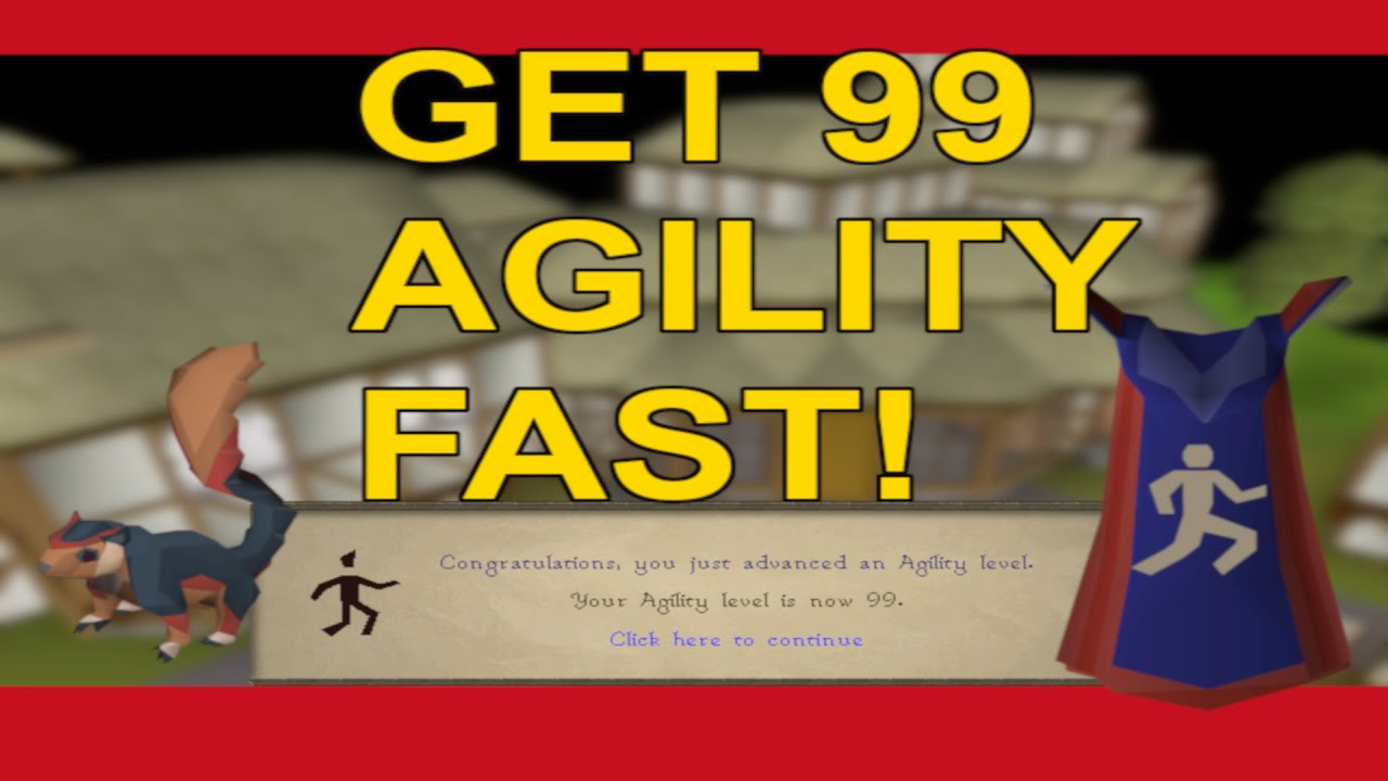 agility guide 1-99 osrs