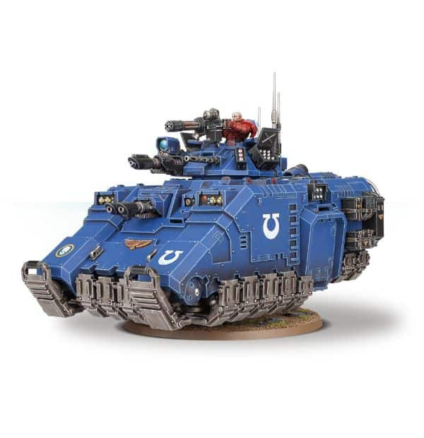 40k space marine model guide
