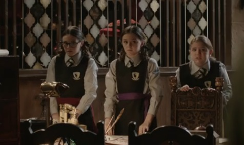 the worst witch 2017 tv series episode guide