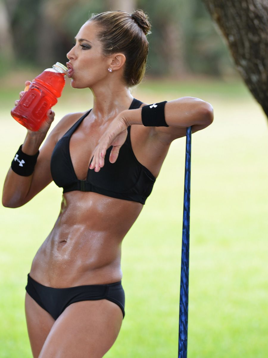 complete guide to getting fit women