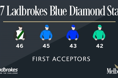 blue diamond stakes day form guide