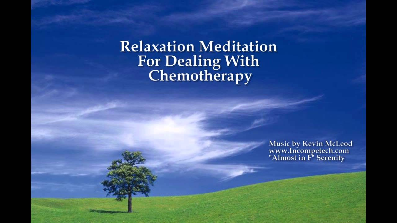 free relaxation/guided imagery audio