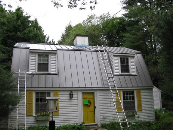 sheet metal roofing installation guide