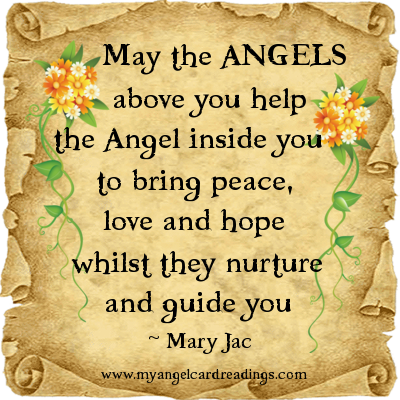 may the angels guide you lyrics