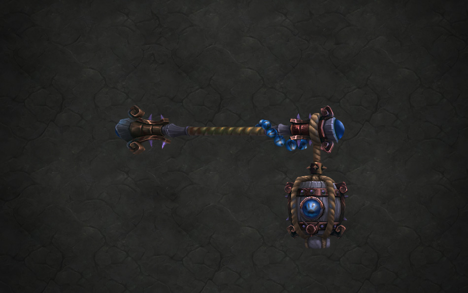 legion frost mage weapon guide