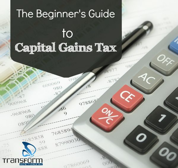 guide to capital gains tax cgt 1