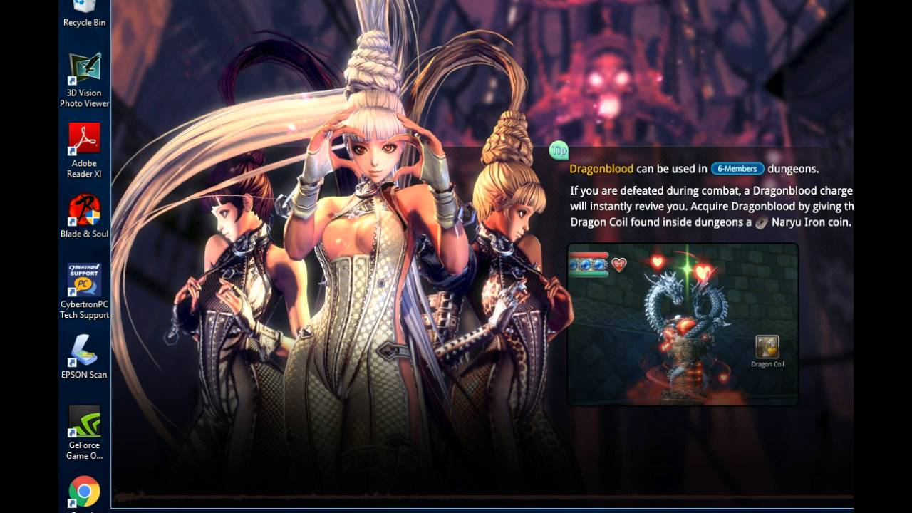 blade and soul destroyer guide 2016
