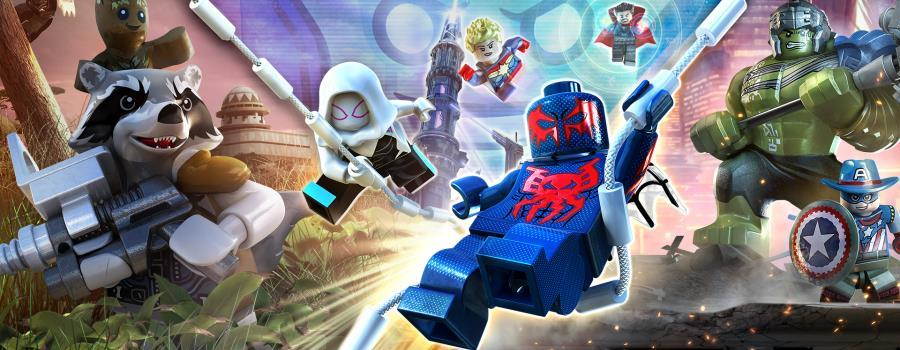 lego marvel superheroes trophies guide