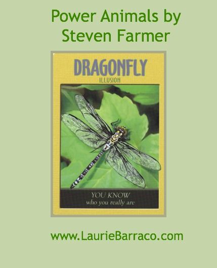 dragonfly as your spirit guide