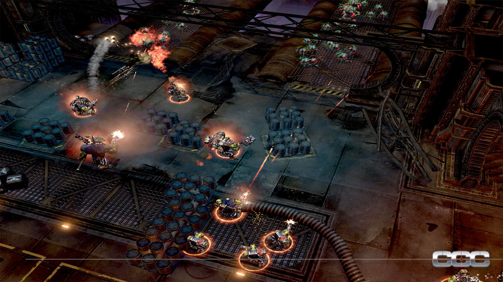 dawn of war 2 retribution chaos campaign guide