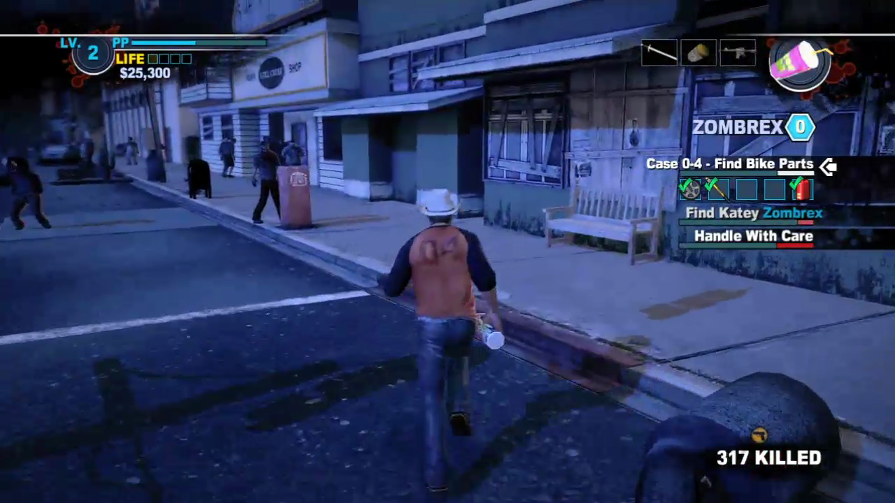 dead rising 2 psychopaths guide