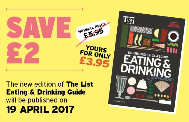 the list guide to eating and drinking