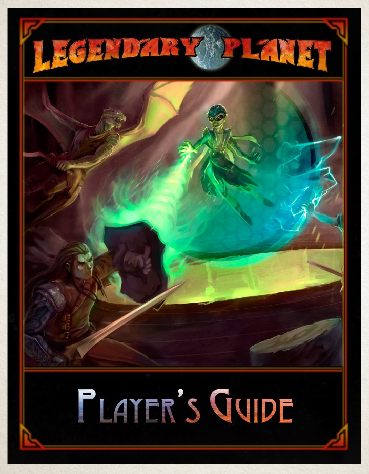 5th edition players quick guide