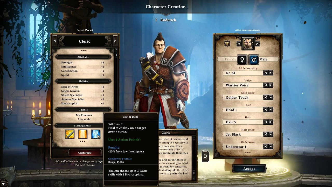 divinity original sin guide character creation