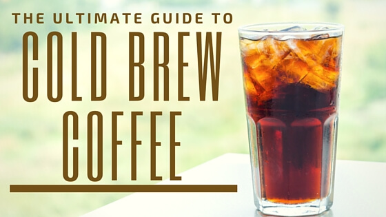 brewing guide cold drip coffee
