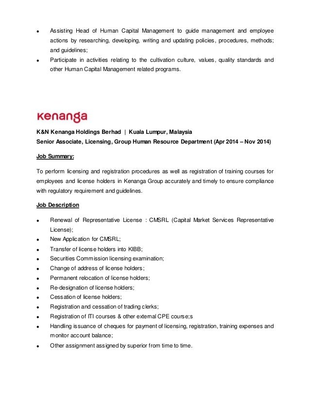 college tour guide job description for resume