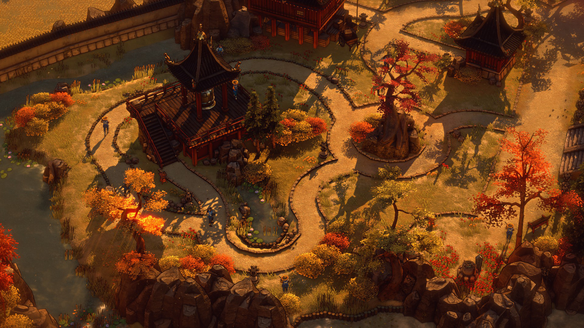 shadow tactics art and strategy guide