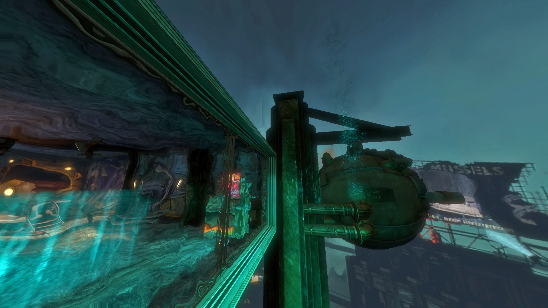 burial at sea part 2 trophy guide