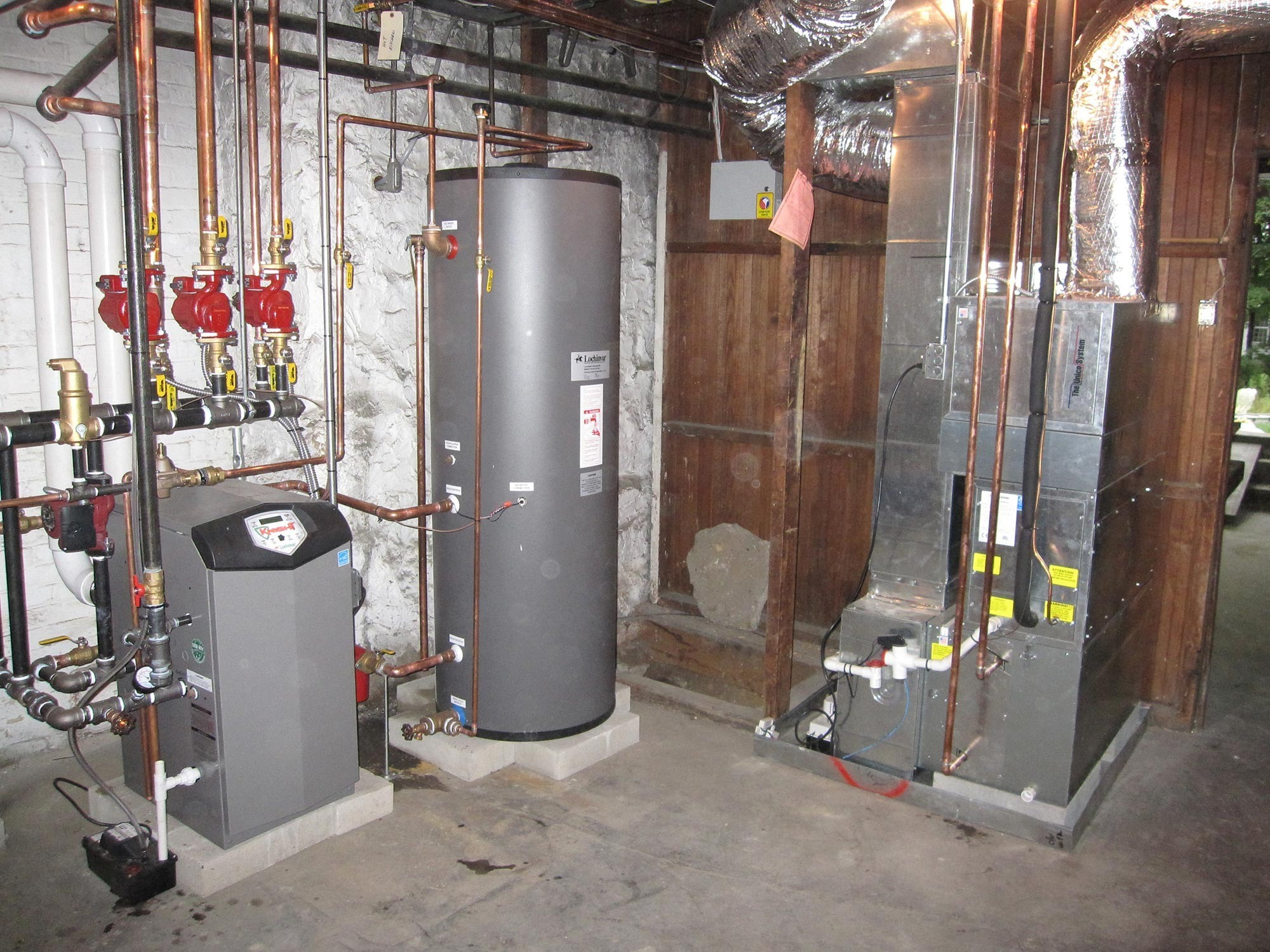 hot water tank installation guide