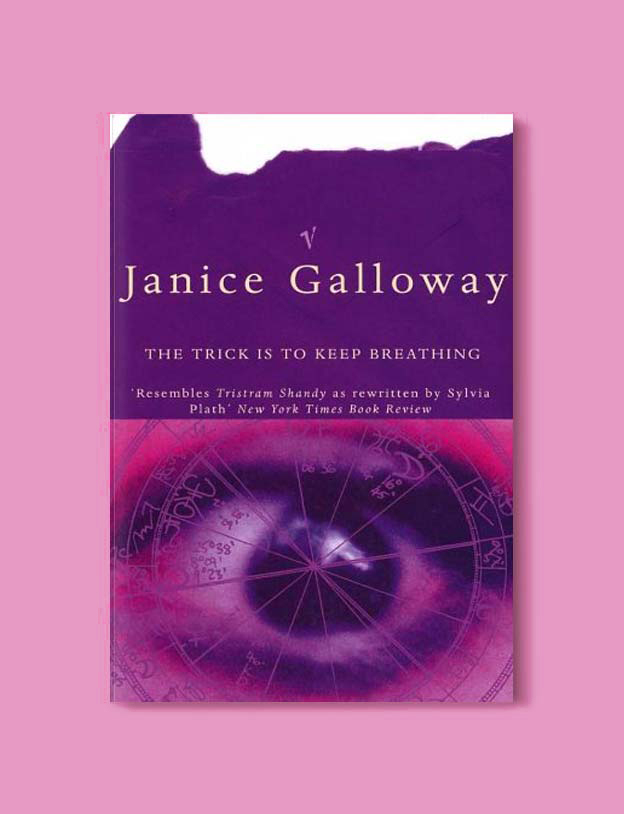 janice galloway the trick is to keep breathing study guide