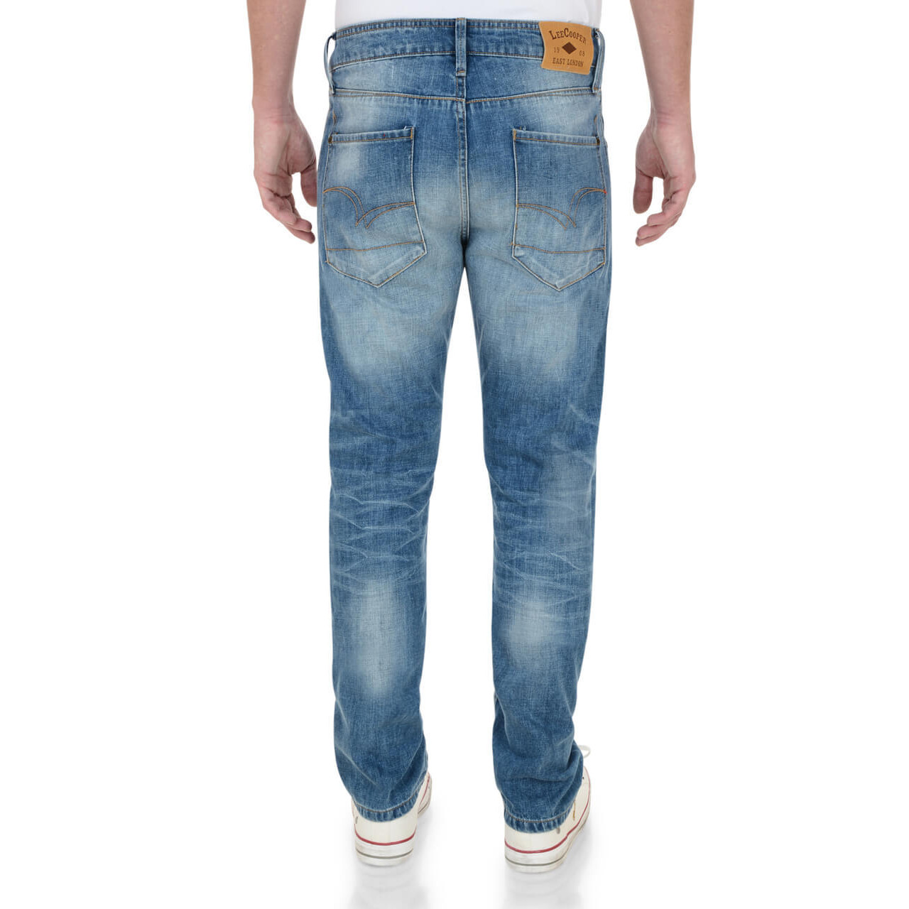 lee cooper jeans fit guide