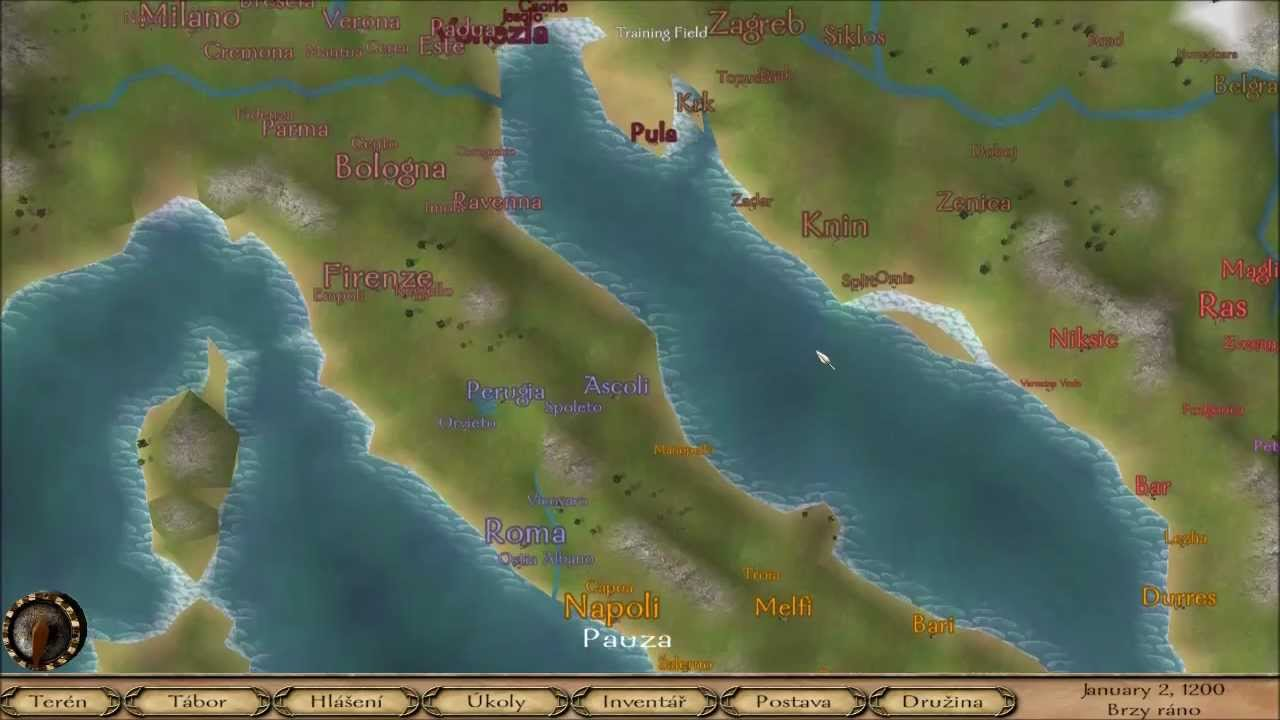 mount and blade start guide