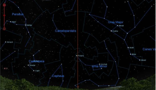 night sky guide may 2018 south hemisphere