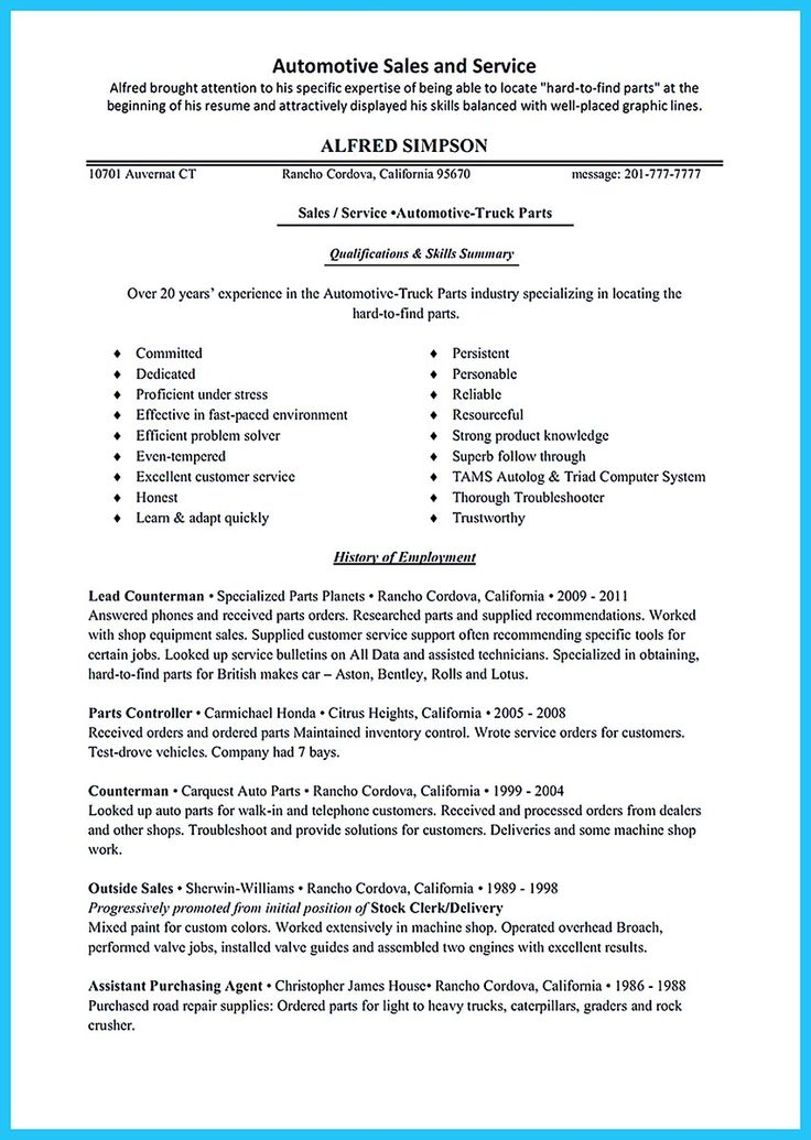 resume writing guide current job description