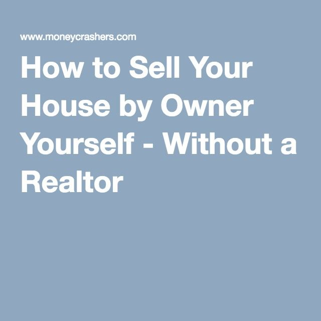 sell a home by owner guide
