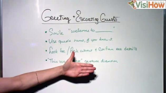 step by step guide on escort