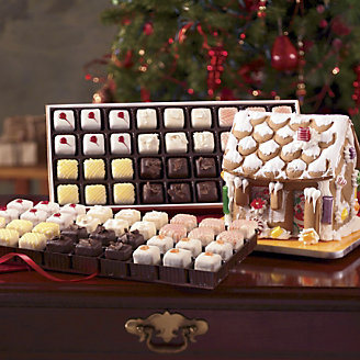 swiss colony petit fours flavor guide
