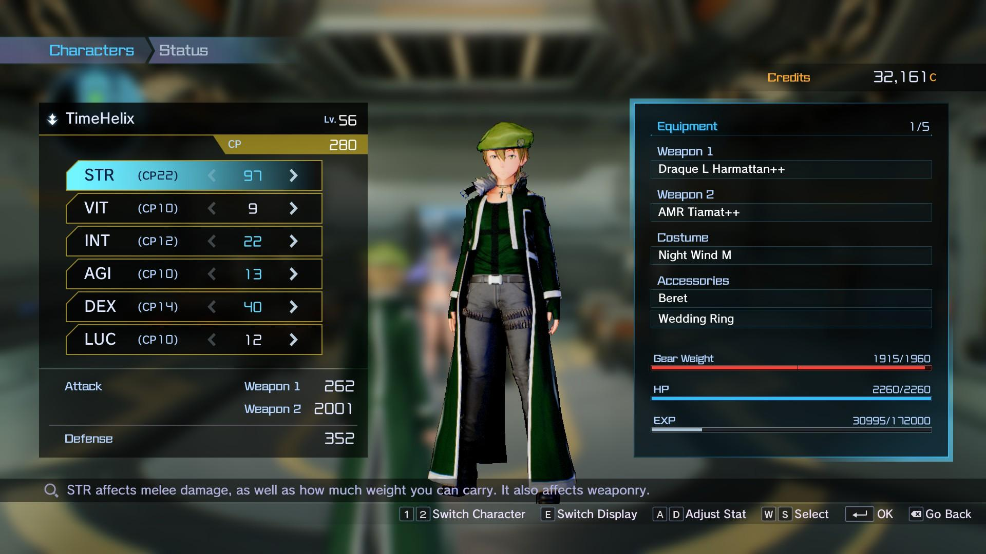 swords and sandals 2 stat guide