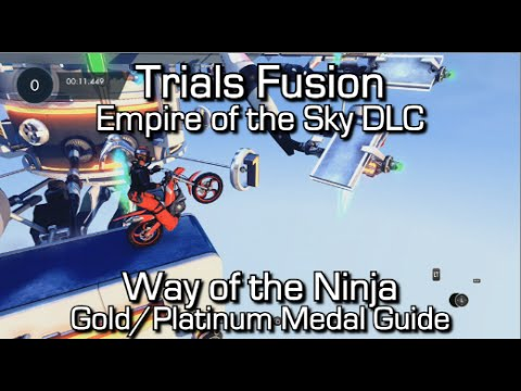 trials fusion extreme track guides