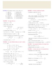 wace study guide 3c & 3d mathematics